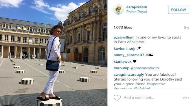Ini Dia Ezra William Sosialita Cowok Indonesia Pesaing Syahrini, Pamer Kelas Dewa!