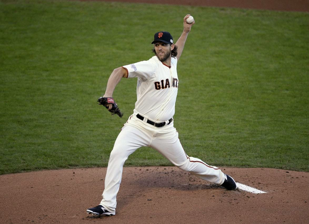BÉISBOL (World Series MLB 2014) - Blanqueo de los Giants a Kansas City