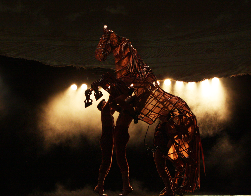 war horse stage evaluation Stage classical games more war films my subject is war, and the pity of war the poetry is in the pity war horse is a series of brilliantly staged.