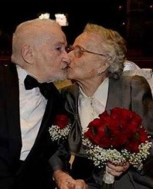 Se reencontraron 70 años después gracias a Facebook y se casaron