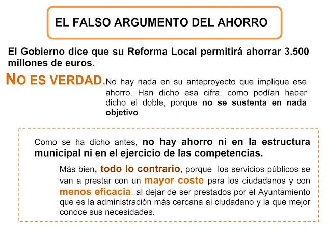 algueña ley Reforma Local PP Psoe