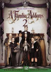 A Família Addams 2 Dublado (1993)