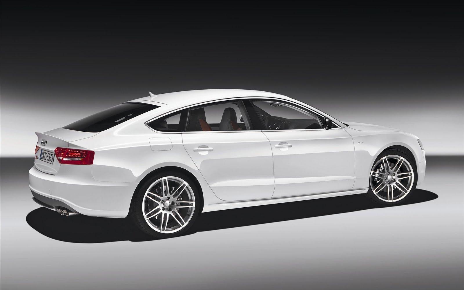 2011 Audi S5 Sportback ~ CAR WORLD