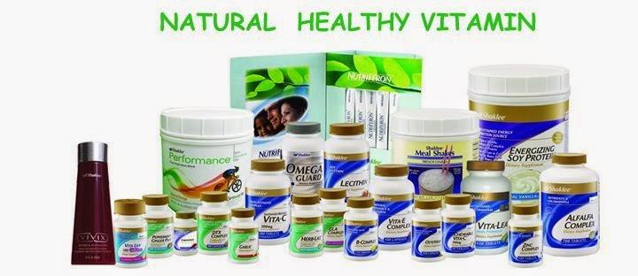Natural Healthy Vitamin