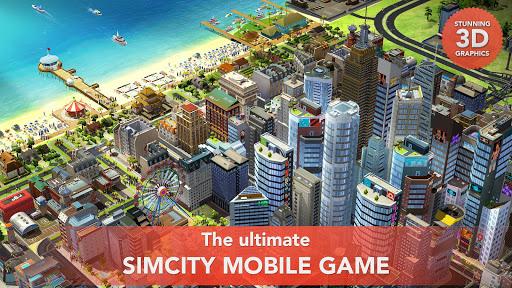 Free Download SimCity BuildIt 1.8.14.37583 APK