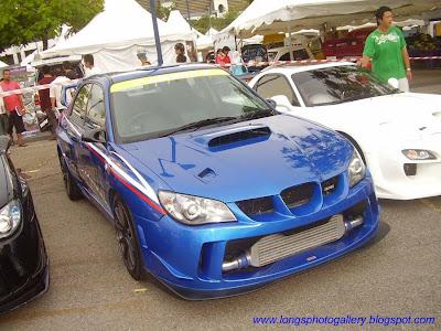 Subaru Impreza Zero Sports bodykit