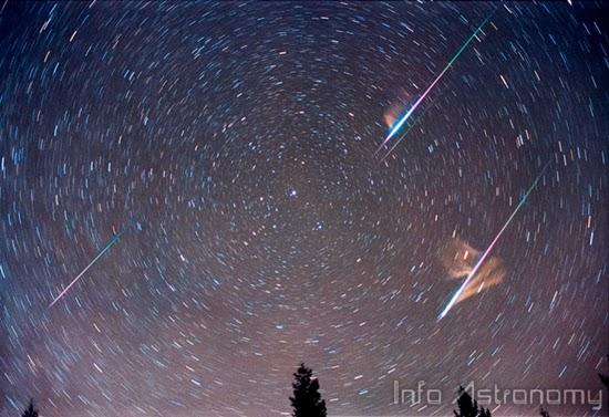 'Melihat' Hujan Meteor Lewat Radio