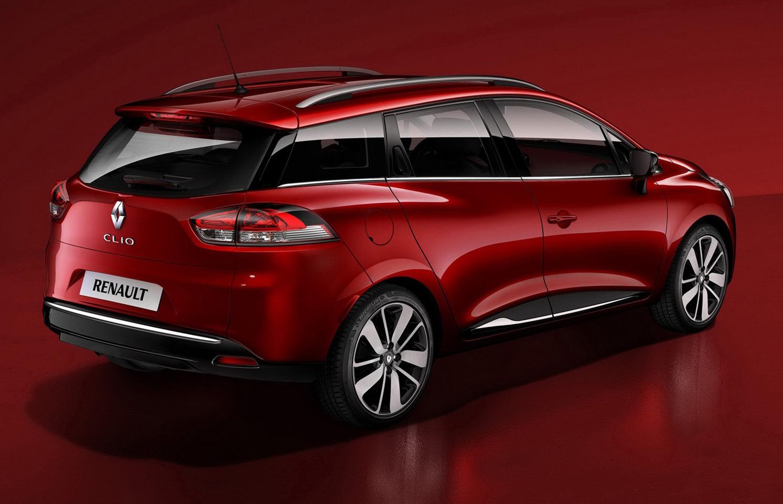 Renault'nun yeni Clio ailesi ne sportif RS 200 'ün ardından station