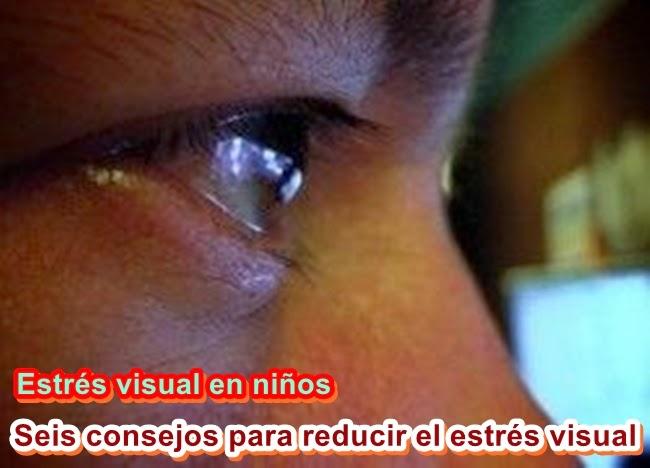 MUNDO: Estrés visual: qué es y cómo evitarlo