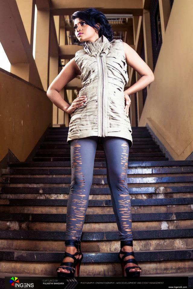 Piumee Vithanage leggings