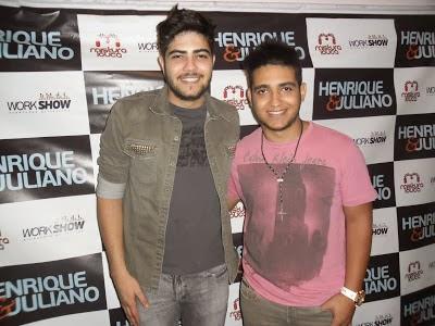 HENRIQUE & JULIANO !!!