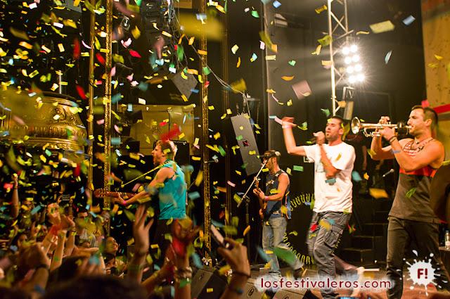 La Pegatina, Sala But, Revulsiu, concierto, Madrid