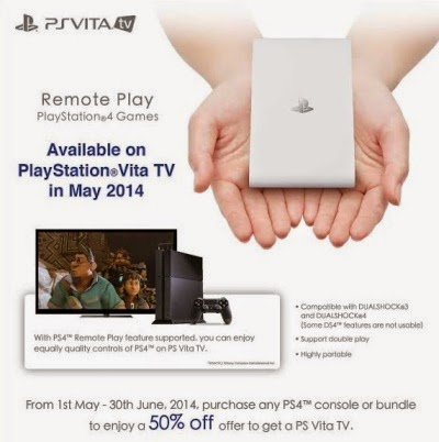 PSVita TV