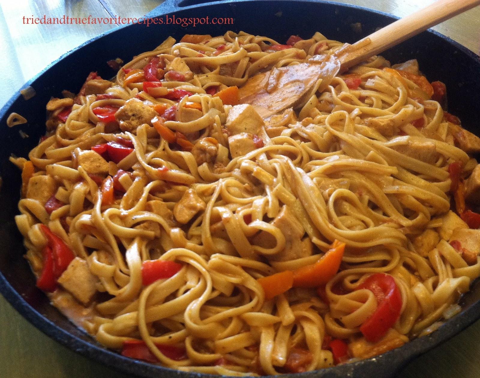 Best Cajun Chicken Pasta Recipe