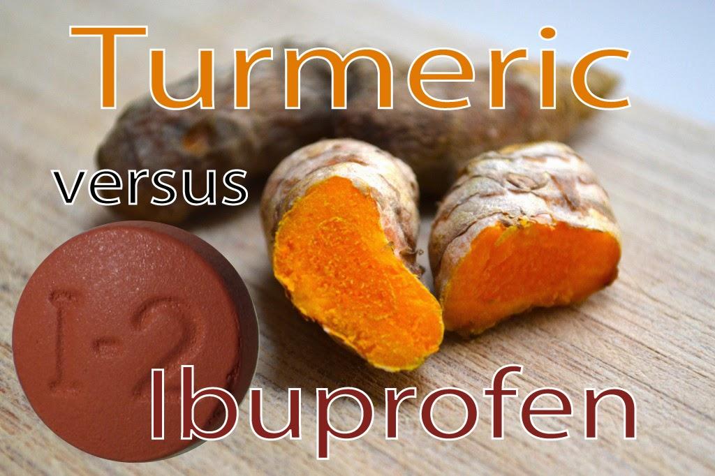 Turmeric Beats Ibuprofen