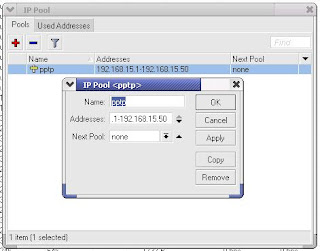 Setting VPN di Mikrotik RB750