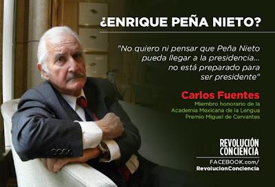 Carlos Fuentes - Schriftsteller