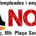 20 de març, 18h Plaça Sant Jaume (BCN): concentració d'empleats i empleades públics