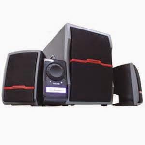 Simbadda Speaker Multimedia CST 5300N