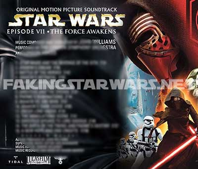 Star wars the force awakens leaked