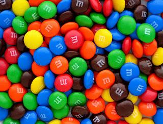 coklat dan gula-gula paling terkenal di dunia