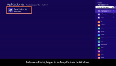 fax and scanner windows 8