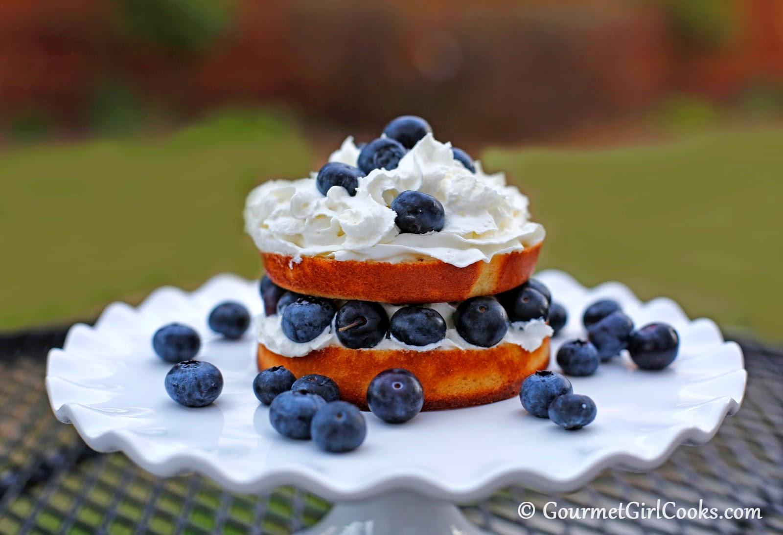 ... Shortcake Season - Low Carb Blueberry Shortcake & Strawberry Shortcake
