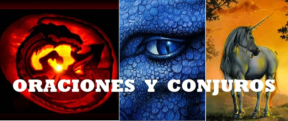 ORACIONES Y CONJUROS