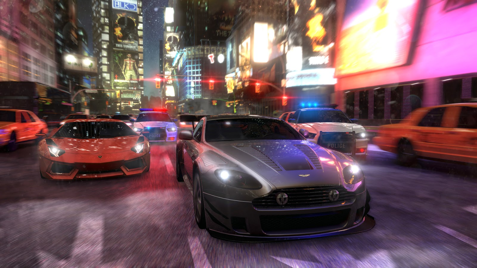Racing games review