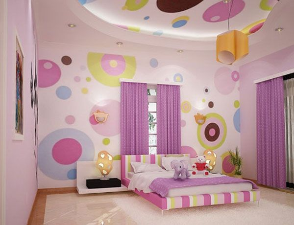 Designing a Stylish Teen Girls Room