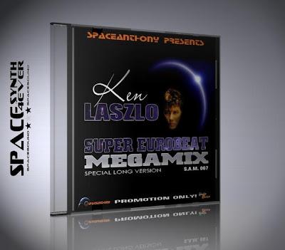 KEN LASZLO - Super EuroBeat Megamix (by SpaceAnthony)