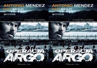 książka Operacja Argo