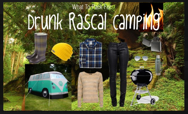 Camping Gear inspiration board on Polyvore