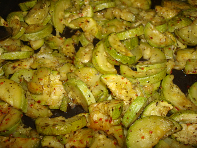 YOĞURT SOSLU FIRINDA KABAK KIZARTMASI | pratik yemek tarifleri-fd