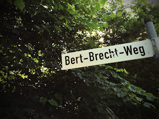 Bert-Brecht-Weg, Utting am Ammersee