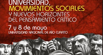Universidad, MOVIMIENTOS SOCIALES.