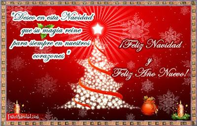 Dedicatorias de feliz navidad con bellos mensajes