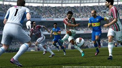 Pro Evolution Soccer 2013 - Black Box1