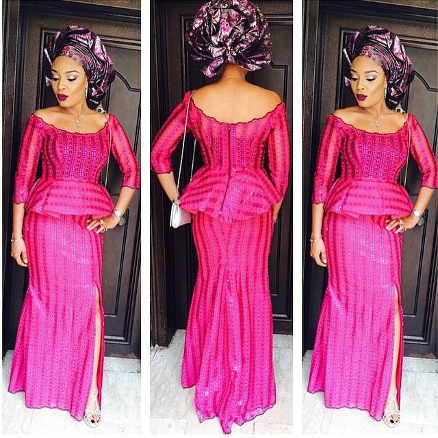 Nigeria Fashion Ankara Skirt And Blows For Mummy 1 Nigeria Style Blog