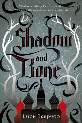 the cover of Shadow and Bone by Leigh Bardugo
