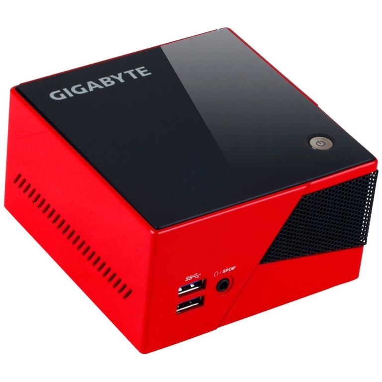 Gigabyte Mini PC Barebone Intel Core i5 4570R Iris
