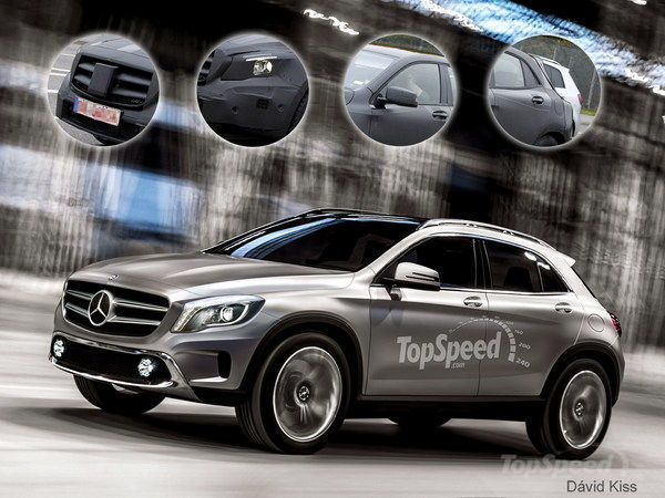 2015 mercedes benz gla class concept release date future for Mercedes benz gla release date
