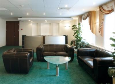 офисная мебель, интерьер офиса