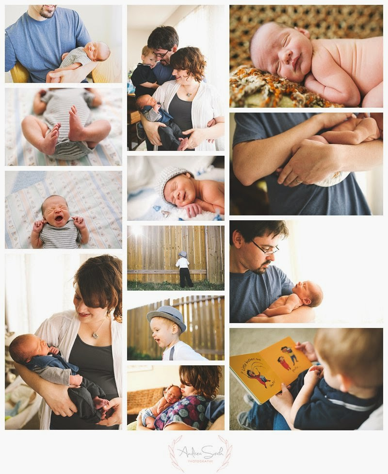 The Woodlands Lifestyle Family and Newborn Session