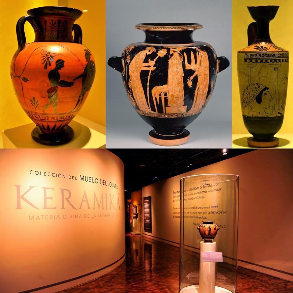 Exposición Keramika - Museo Culturas de Oaxaca