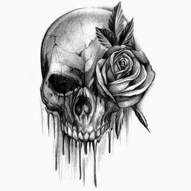 Disegni e significati dei tatuaggi giugno 2014 for Teschi da disegnare