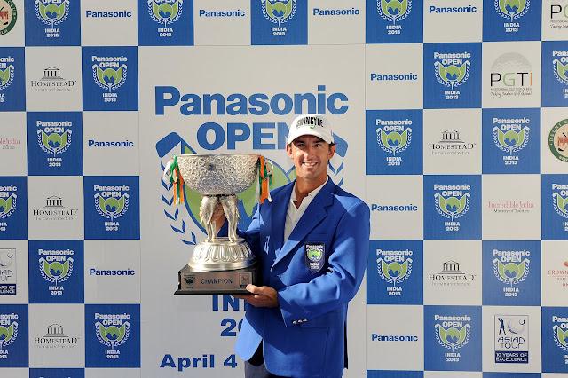 Panasonic se vuelca con el golf con vistas a Tokyo 2020