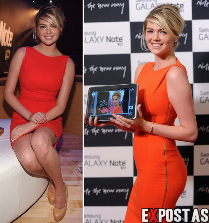 Kate Upton: Samsung Galaxy Note 10.1 Launch Event em New York - 15 de Agosto de 2012