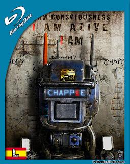 Chappie (2014) BRRip 720p Latino