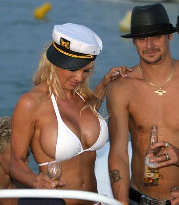Boda de Pamela Anderson